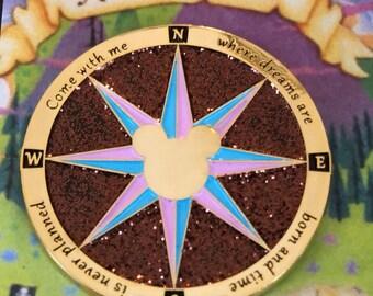 Neverland pin