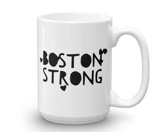 Boston Strong Unique Coffee Mug