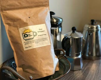 1/4 lb Day Dripper Original Drip Roast Whole Bean or Ground