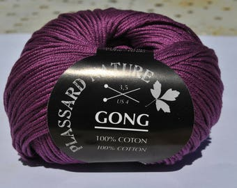 cotton purple plum purple plassard 464 gong