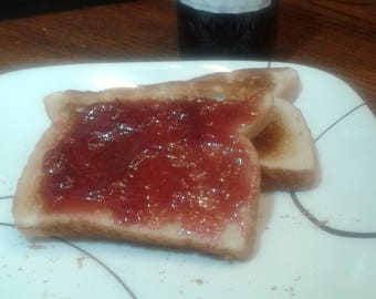 All Natural Homemade Grape Jelly