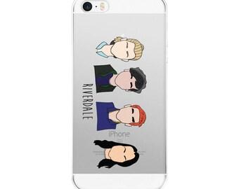 Riverdale iPhone Case 5/5s/6s/7/8/plus/x