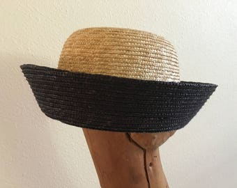 Straw hat sweet