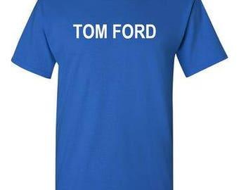 Tom Ford Royal Blue T-Shirt