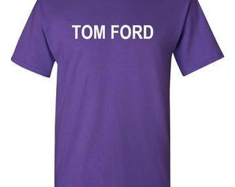 Tom Ford Purple T-Shirt