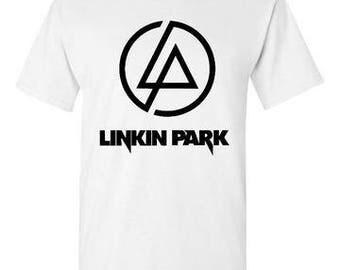 Linkin Park White T-Shirt