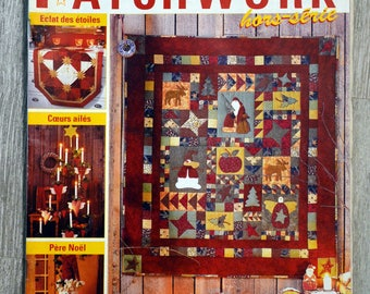 Elena patchwork 6: - advent and Christmas magazine