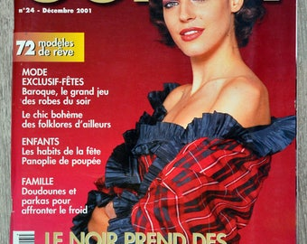 Magazine December 2001 Burda (24)