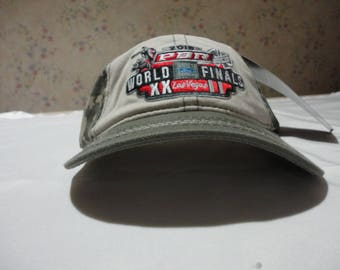 PBR World Finals Basbeall Cap