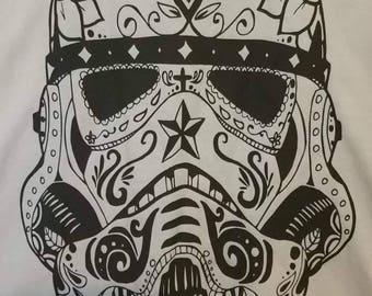 Stormtrooper Mandala