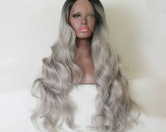 Cathy - Two Toned Wig