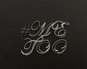 Me Too - Recycled Paper Quilling Wall Art