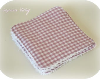 Washable cotton fabric and Terry cloth