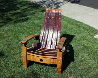 Adirondack chair etsy for High quality adirondack chairs