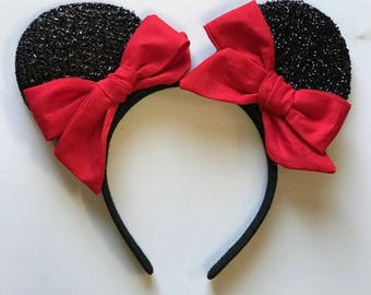 Minnie Ears, Minnie Ears with Bows