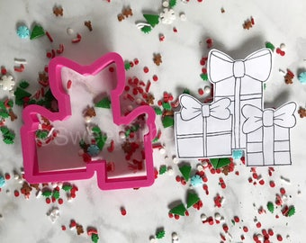 Present Cluster Cookie Cutter