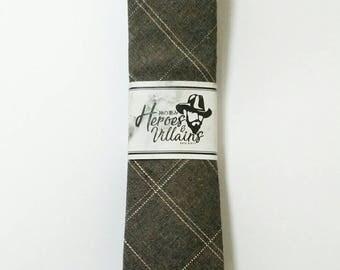 Grey gingham tie,grey skinny tie,grey bow tie,dapper skinny ties, groomsmen tie,floral tie, wedding tie,wool ties,grey ties,grey checker tie