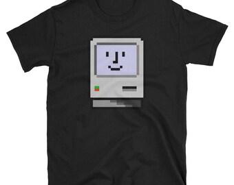 Happy Mac Classic Color T-Shirt