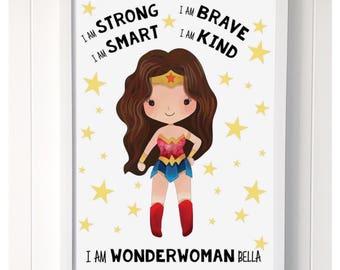 I am wonderwoman