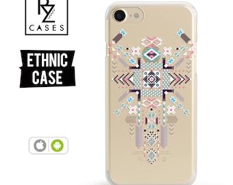 Ethnic Phone Case, Aztec Phone Case, Tribal Case, Ethnic iphone 7, iPhone 7 plus, iPhone 6s, iPhone, iPhone 5, iPhone 6 Plus, Samsung Galaxy