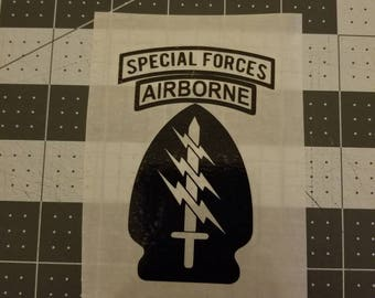 US Army Special Forces Patch