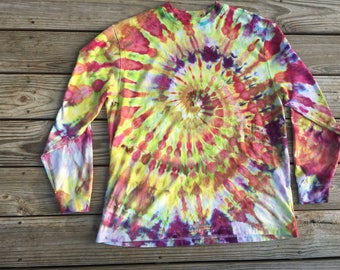 Tie Dye Long Sleeve