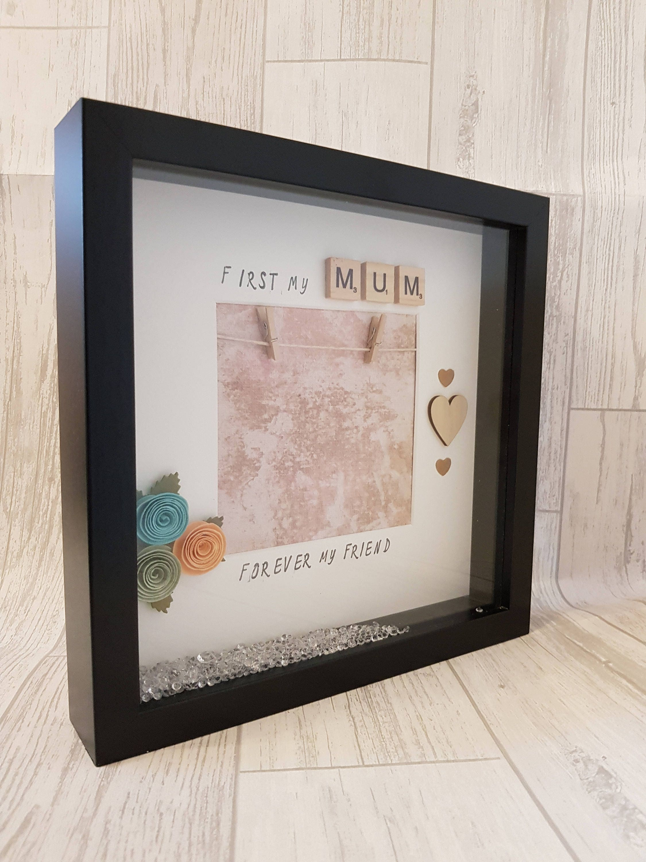 First My Mum, Forever My Friend Frame [E10231018401178513M] - $25.00 ...