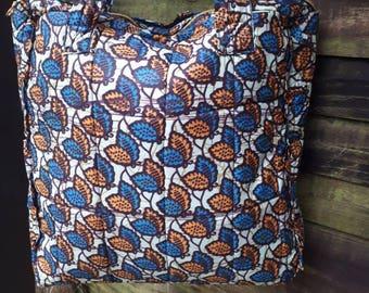 African Ankara Shoulder bag