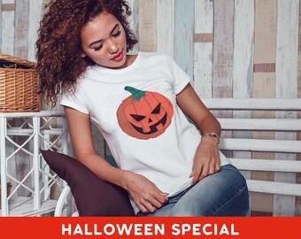 Ghost Halloween shirt - pumpkin shirt, halloween tshirt, ghost tshirt, boo tshirt, ghost shirt, trick or treat, halloween shirt, halloween