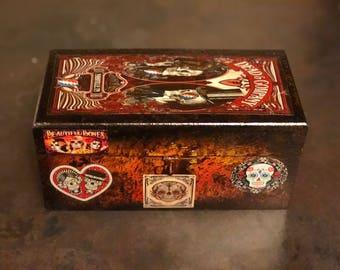 Dead and Company keepsake box