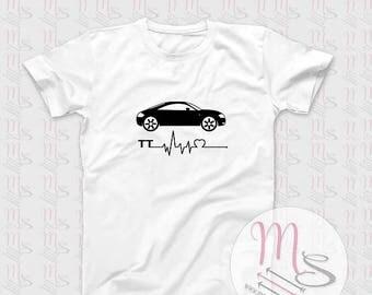 Audi TT T-Shirt, Perfect for any TT Lover!  TShirt, Top, Audi, TT, VWGroup