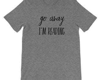 Reading Shirt, Book Shirt, Reading TShirt, Reading, Book Lover Shirt, Librarian Shirt, Bookworm Shirt, Reader Shirt, Teacher Shirt, Book Tee