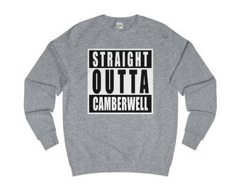 Straight Outta Camberwell T-Shirts/Sweaters/Hoodies