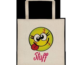Softball Stuff Tote bag