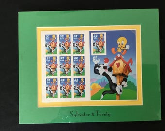 Sylvester & Tweety STAMPS