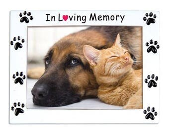 In Loving Memory Pet Personalized Christmas Ornament
