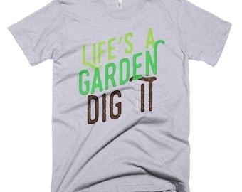Life's A Garden Short-Sleeve T-Shirt