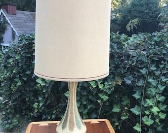 Wonderful Mid Century Modern Ceramic Lamp