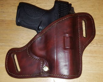 OWB Smith & Wesson Shield 9mm/.40 Holster
