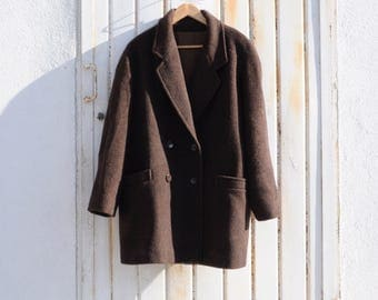Coat Wool Mill Count