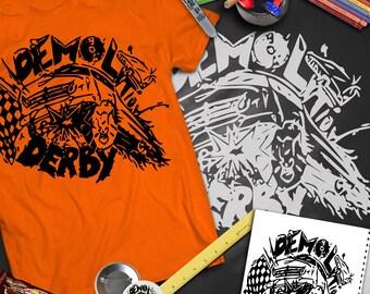 Demo Derby Tshirt