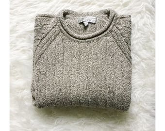 Salt & Pepper Knit Sweater