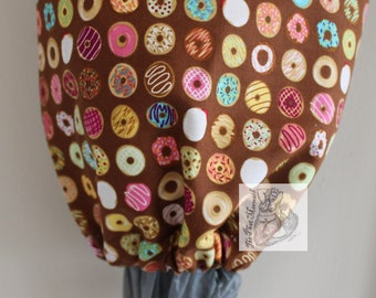 Mini Donut Grocery Bag Holder // Bag Holder // Bag Dispenser // Plastic Bag Holder // Plastic Bag Dispenser