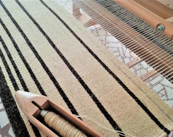 Unique wool carpet, hand woven, 96x167cm, Ascendis CAsB5