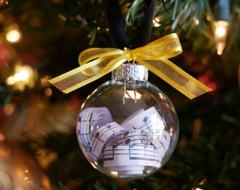 Broadway christmas ball, Christmas gift , Broadway musical