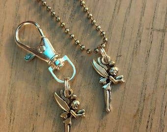 Fairy Keychain - Tinkerbell Inspired