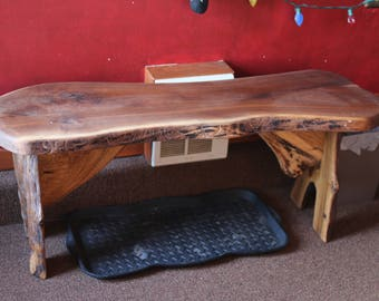 Black Walnut Bench
