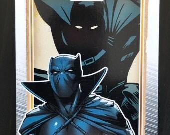 Black Panther Fridge Magnet