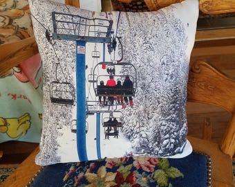 ski pillow