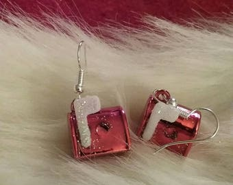 Christmas Mailbox Earrings